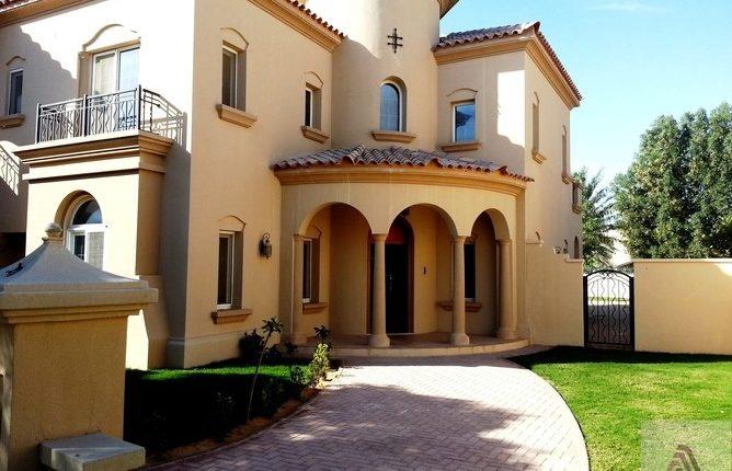 Arabian Ranches Villa