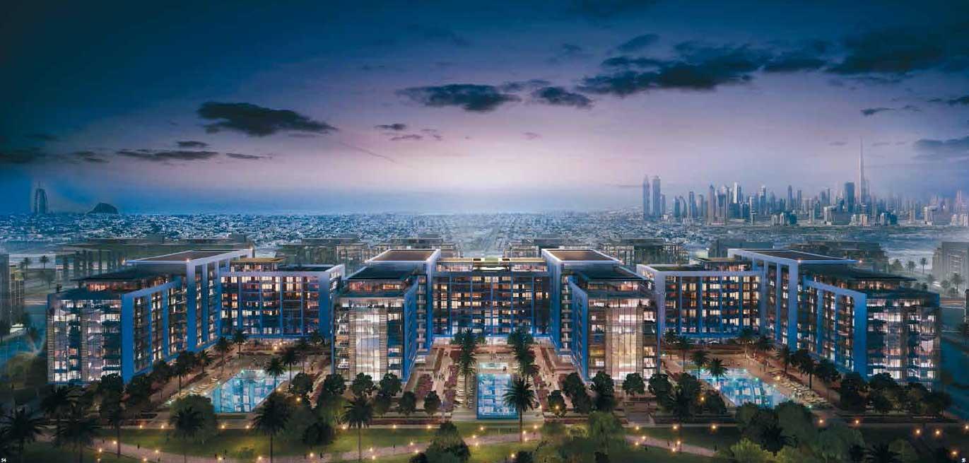 Acacia at Park Heights - Dubai Hills Estate
