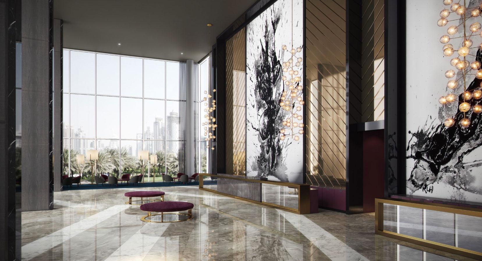 AYKON City - Sheikh Zayed Road